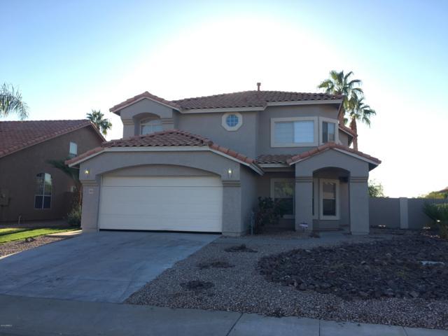 2024 S Rowen Street, Mesa, AZ 85209 (MLS #5911002) :: Realty Executives