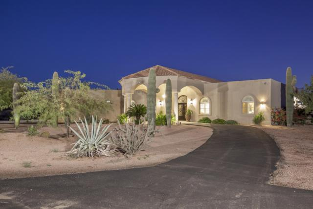 6885 E Pinnacle Vista Drive, Scottsdale, AZ 85266 (MLS #5911062) :: Kortright Group - West USA Realty