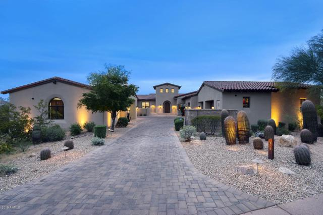 9810 E Thompson Peak Parkway #812, Scottsdale, AZ 85255 (MLS #5911188) :: Lux Home Group at  Keller Williams Realty Phoenix