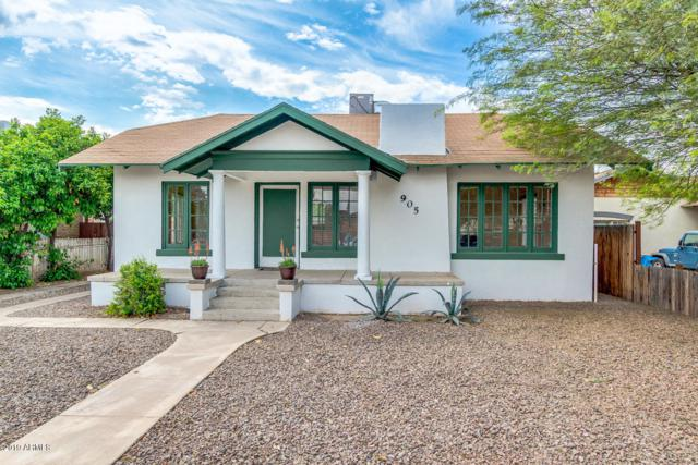 905 E Coronado Road E, Phoenix, AZ 85006 (MLS #5911255) :: Riddle Realty Group - Keller Williams Arizona Realty
