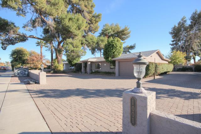 1007 E Missouri Avenue, Phoenix, AZ 85014 (MLS #5911261) :: The W Group