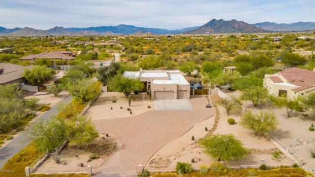 5708 E Milton Drive, Cave Creek, AZ 85331 (MLS #5911300) :: Devor Real Estate Associates