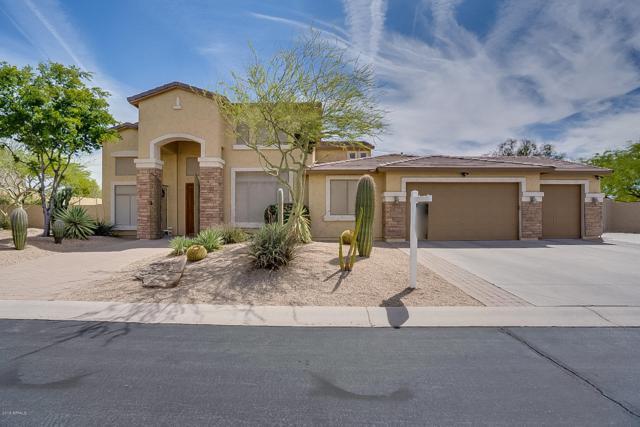 2127 N Hillridge, Mesa, AZ 85207 (MLS #5911386) :: The W Group