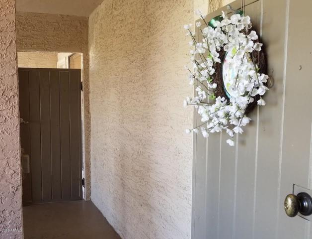 1340 N Recker Road E #324, Mesa, AZ 85205 (MLS #5911465) :: CC & Co. Real Estate Team