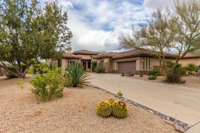7582 E Visao Drive, Scottsdale, AZ 85266 (MLS #5911524) :: Scott Gaertner Group