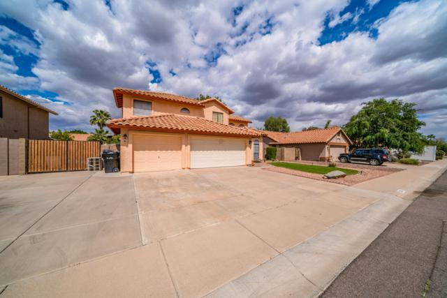 1010 E Douglas Avenue, Gilbert, AZ 85234 (MLS #5911559) :: Yost Realty Group at RE/MAX Casa Grande