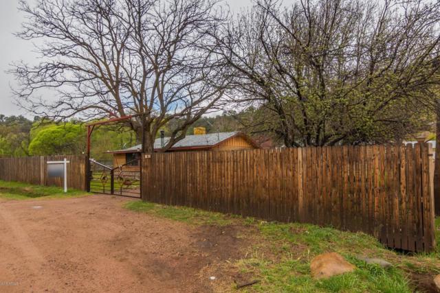 2144 N Flowing Springs Road, Payson, AZ 85541 (MLS #5911667) :: Scott Gaertner Group