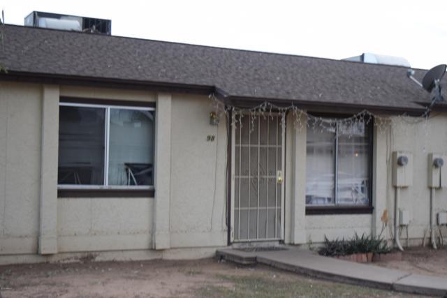 3120 N 67TH Lane #98, Phoenix, AZ 85033 (MLS #5911725) :: The Luna Team