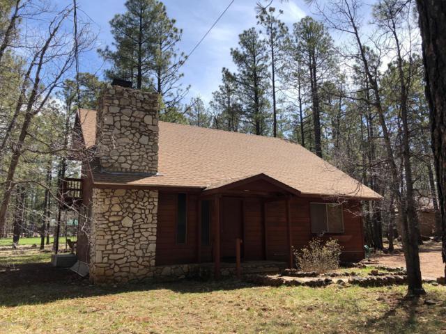 3245 Aspen Lane, Pinetop, AZ 85935 (MLS #5911856) :: Team Wilson Real Estate