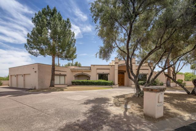 6521 E Via Los Caballos, Paradise Valley, AZ 85253 (MLS #5912075) :: Power Realty Group Model Home Center