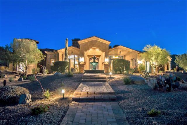 4327 N Sonoran Heights Circle, Mesa, AZ 85207 (MLS #5912453) :: Yost Realty Group at RE/MAX Casa Grande