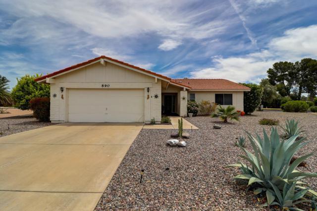 890 Leisure World, Mesa, AZ 85206 (MLS #5912459) :: Yost Realty Group at RE/MAX Casa Grande