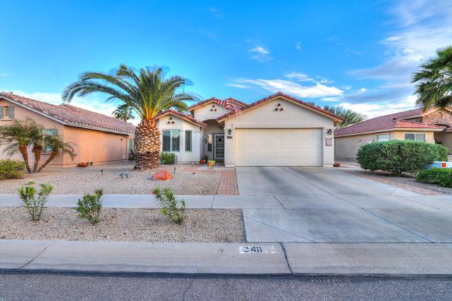 2411 E Antigua Drive, Casa Grande, AZ 85194 (MLS #5912586) :: CC & Co. Real Estate Team