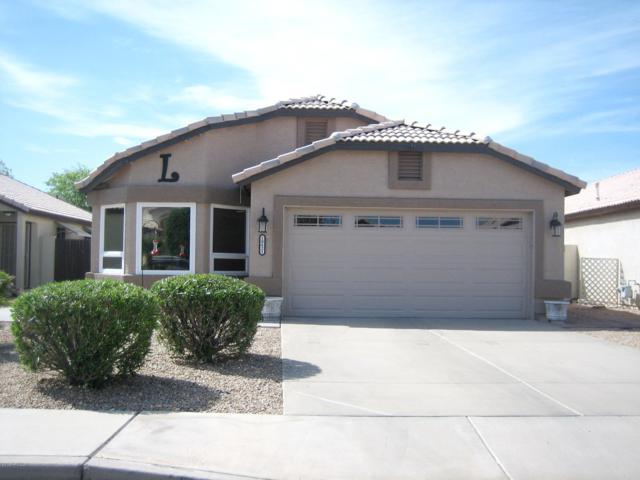 10621 W Mohawk Lane, Peoria, AZ 85382 (MLS #5912595) :: Occasio Realty