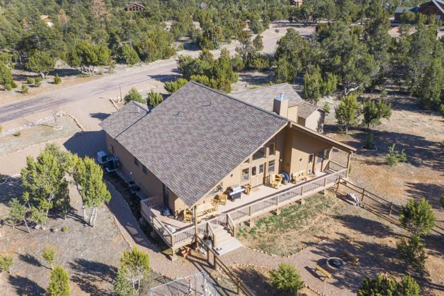 3323 Fall Court, Heber, AZ 85928 (MLS #5912610) :: Yost Realty Group at RE/MAX Casa Grande