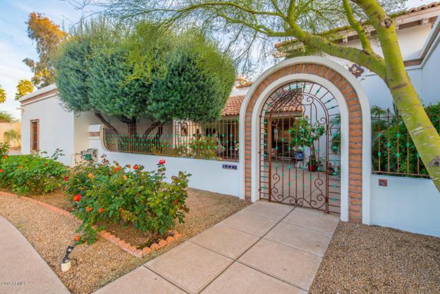 5221 E Via Del Cielo, Paradise Valley, AZ 85253 (MLS #5912763) :: CC & Co. Real Estate Team