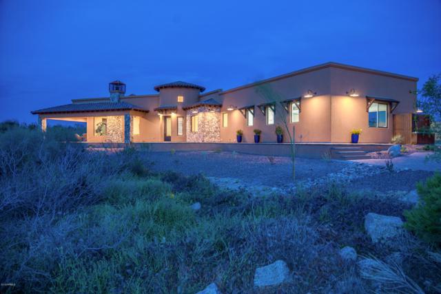 8562 E Nightingale Star Drive, Scottsdale, AZ 85266 (MLS #5912764) :: Brett Tanner Home Selling Team
