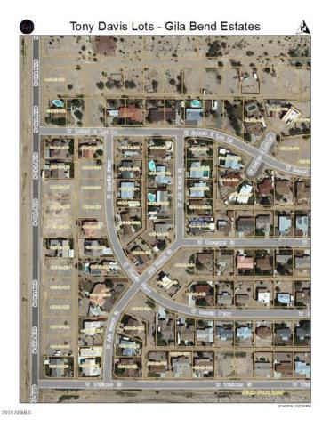203 N Gila Boulevard, Gila Bend, AZ 85337 (MLS #5912822) :: Yost Realty Group at RE/MAX Casa Grande