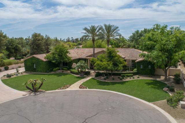 7213 N 70TH Street, Paradise Valley, AZ 85253 (MLS #5912826) :: Power Realty Group Model Home Center