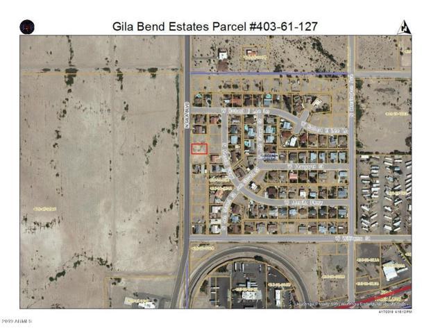 215 N Gila Boulevard, Gila Bend, AZ 85337 (MLS #5912858) :: Devor Real Estate Associates
