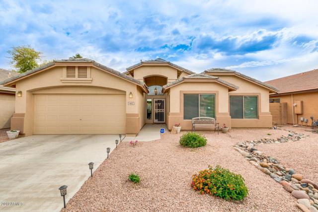 463 E Clairidge Drive, San Tan Valley, AZ 85143 (MLS #5912903) :: Devor Real Estate Associates