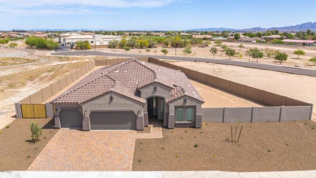 2439 S 218TH Drive, Buckeye, AZ 85326 (MLS #5912917) :: The Property Partners at eXp Realty