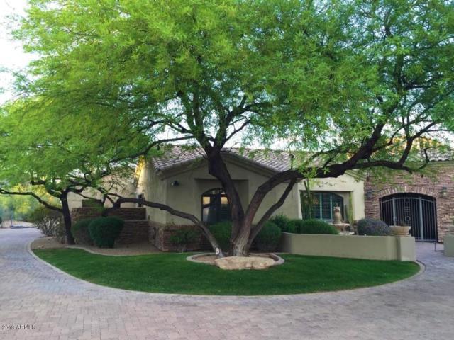 4840 E Caida Del Sol Drive, Paradise Valley, AZ 85253 (MLS #5913023) :: Power Realty Group Model Home Center