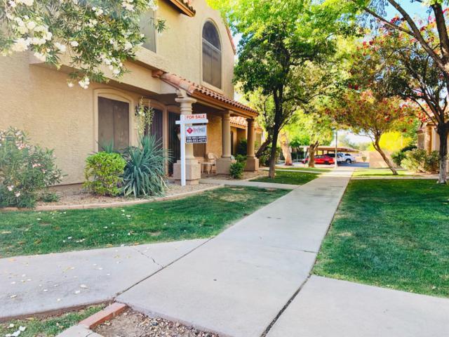 3491 N Arizona Avenue #121, Chandler, AZ 85225 (MLS #5913042) :: Power Realty Group Model Home Center