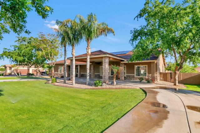 19954 E Via Del Oro Street, Queen Creek, AZ 85142 (MLS #5913222) :: Kepple Real Estate Group