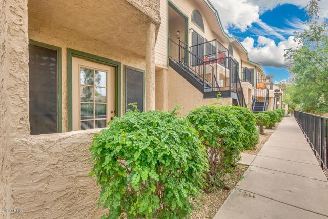 8888 N 47TH Avenue #121, Glendale, AZ 85302 (MLS #5913223) :: Phoenix Property Group