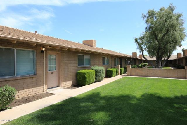 2725 S Rural Road #15, Tempe, AZ 85282 (MLS #5913224) :: The Bill and Cindy Flowers Team