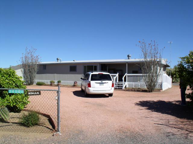 26500 S Grandview Drive, Congress, AZ 85332 (MLS #5913332) :: Brett Tanner Home Selling Team