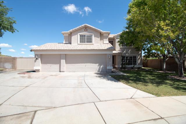 12710 W Sunnyside Circle, El Mirage, AZ 85335 (MLS #5913372) :: Yost Realty Group at RE/MAX Casa Grande