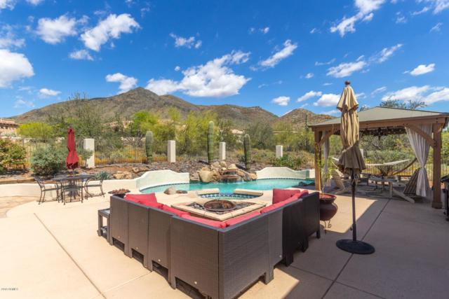 5740 E Sentinel Rock Road, Cave Creek, AZ 85331 (MLS #5913387) :: Occasio Realty