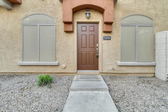 2402 E 5TH Street #1498, Tempe, AZ 85281 (MLS #5913424) :: The Bill and Cindy Flowers Team