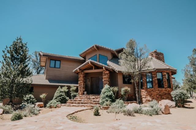 1000 N Scenic Drive, Payson, AZ 85541 (MLS #5913521) :: Yost Realty Group at RE/MAX Casa Grande