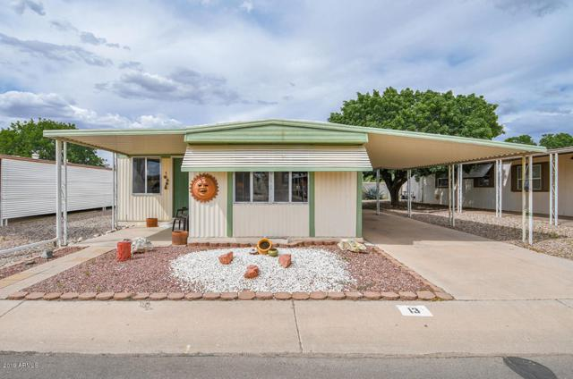 2100 N Trekell Road #13, Casa Grande, AZ 85122 (MLS #5913528) :: Nate Martinez Team