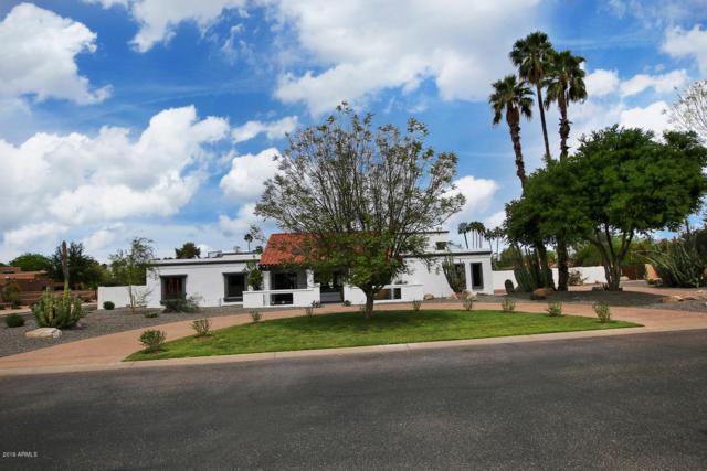 8420 E Pepper Tree Lane, Scottsdale, AZ 85250 (MLS #5913589) :: Kepple Real Estate Group