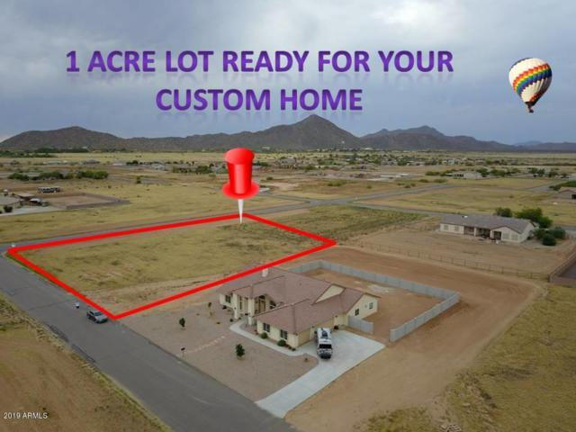 6618 W Appaloosa Trail, Coolidge, AZ 85128 (MLS #5913593) :: Yost Realty Group at RE/MAX Casa Grande