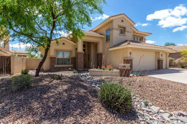 1581 E Indigo Drive, Chandler, AZ 85286 (MLS #5913596) :: Kepple Real Estate Group