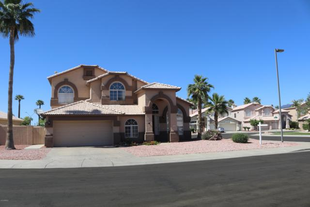 2730 N 138TH Avenue, Goodyear, AZ 85395 (MLS #5913599) :: Cindy & Co at My Home Group