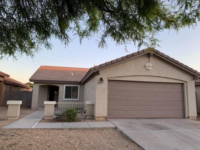 5409 W Jessica Lane, Laveen, AZ 85339 (MLS #5913644) :: Yost Realty Group at RE/MAX Casa Grande