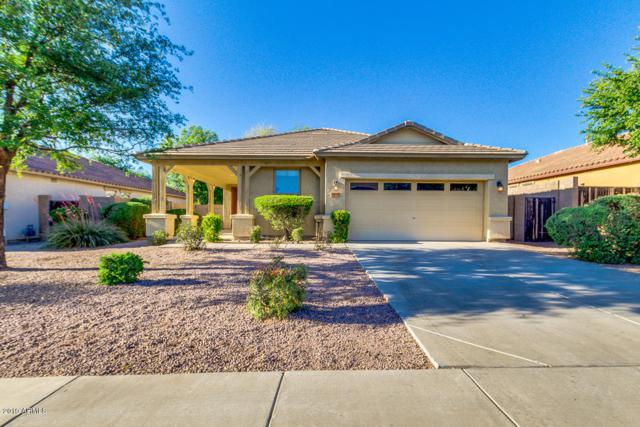 3126 E Country Shadows Street, Gilbert, AZ 85298 (MLS #5913702) :: Yost Realty Group at RE/MAX Casa Grande