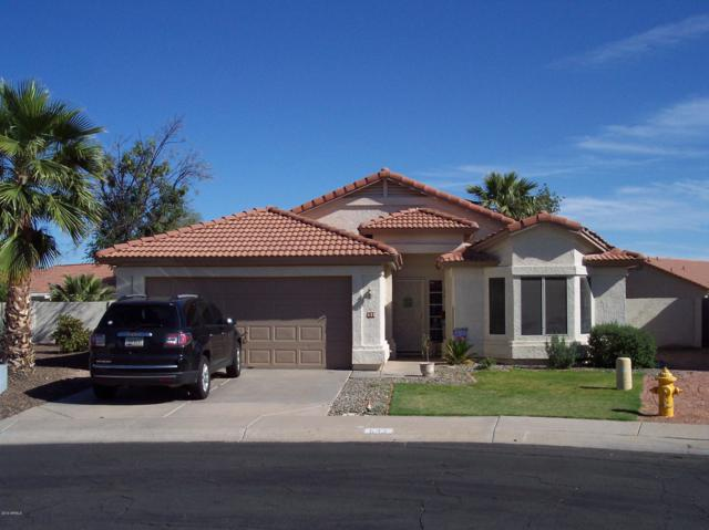 633 S Bonito Court, Gilbert, AZ 85233 (MLS #5913744) :: The Bill and Cindy Flowers Team