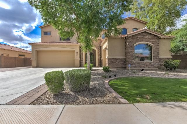 3297 E Bartlett Place, Chandler, AZ 85249 (MLS #5913770) :: Yost Realty Group at RE/MAX Casa Grande
