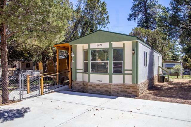 2071 S Pine Lake Road, Overgaard, AZ 85933 (MLS #5913935) :: The W Group