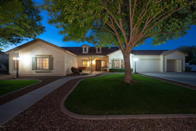 9704 W Golddust Drive, Queen Creek, AZ 85142 (MLS #5913948) :: CANAM Realty Group