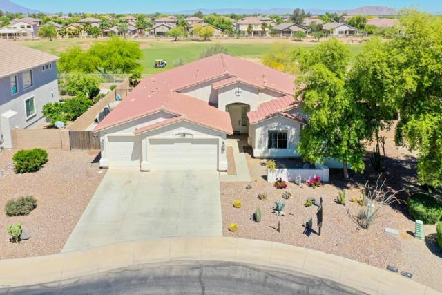 43298 W Desert Fairways Drive, Maricopa, AZ 85138 (MLS #5913950) :: CANAM Realty Group