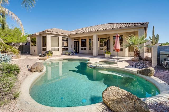13533 E Thoroughbred Trail, Scottsdale, AZ 85259 (MLS #5913952) :: Yost Realty Group at RE/MAX Casa Grande