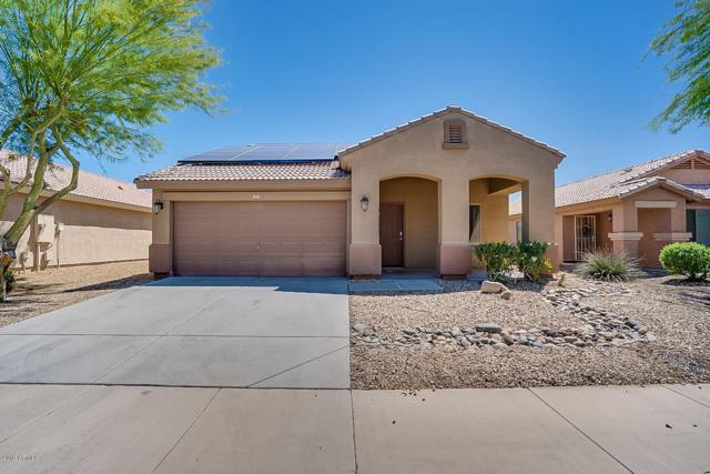 1923 S 171ST Drive, Goodyear, AZ 85338 (MLS #5913981) :: CC & Co. Real Estate Team